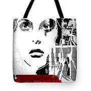 Red- Tote Bag