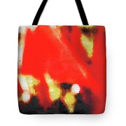 Red Flags II Tote Bag