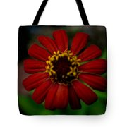 Red Flower 8 Tote Bag
