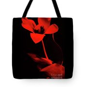 Love For Red Flower #1. Tote Bag