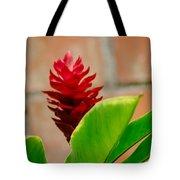 Red Flower IIi Tote Bag