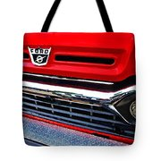 Red Ford Pickup Tote Bag