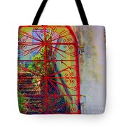 Red Gate Tote Bag