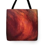 Red-gold Tote Bag