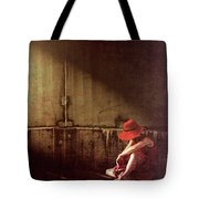 Red Hat Tote Bag