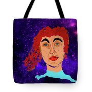 Red Head1 Tote Bag