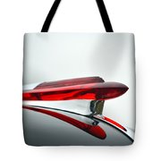 Red Hood Ornament Tote Bag