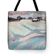 Red Horse Farm Tote Bag