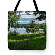 Red Lake Ontario 2 Tote Bag