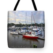 Red Letter Day Tote Bag