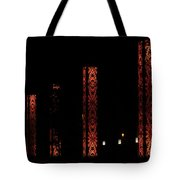 Red Light Box Tote Bag