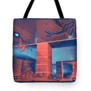 Metro Airborne 5 Tote Bag