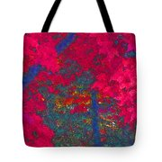 Red Maple 1 Version 1 Tote Bag
