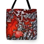 Red Oaks Tote Bag