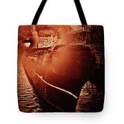 Red October -3 Tote Bag