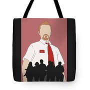 Red On You Tote Bag