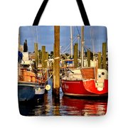 Red Or Blue Tote Bag