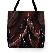 Red Oxide Tote Bag