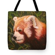 Red Panda 2 Tote Bag