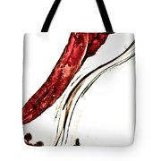 Red Pepper And Bay Leaf Tote Bag