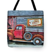 Red Pick Up Tote Bag