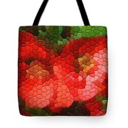 Red Quince Tote Bag