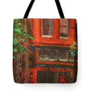 Red Ram, Georgetown, Co Tote Bag