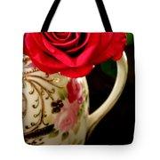 Red Red Rose Tote Bag