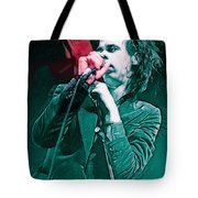 Red Right Hand, Nick Cave Tote Bag