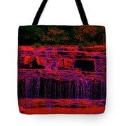 Red River Falls Tote Bag