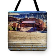 Red Rock Amphitheater Tote Bag