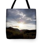 Red Rock Canyon Afternoon Sun Tote Bag