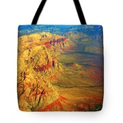 Red Rock Canyon Nevada Vertical Image Tote Bag