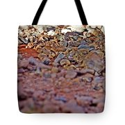 Red Rock Canyon Stones 1 Tote Bag