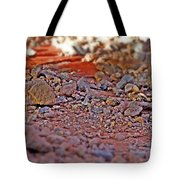Red Rock Canyon Stones 2 Tote Bag
