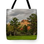 Red Rock Fairway Tote Bag