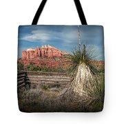Red Rock Formation In Sedona Arizona Tote Bag