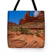 Red Rock Park Avenue Tote Bag