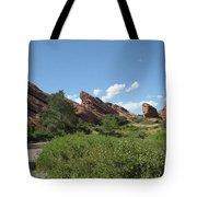 Red Rock Park Tote Bag