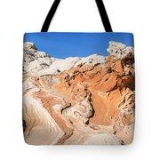 Red Rock Poseidon Tote Bag