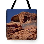 Red Rock Texture 2 Tote Bag