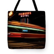 Red Rocket 7 Tote Bag