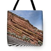 Red Rocks Amphitheater Tote Bag
