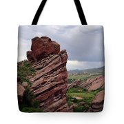 Red Rocks Colorado Tote Bag