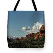 Red Rocks Of Sedona  Tote Bag