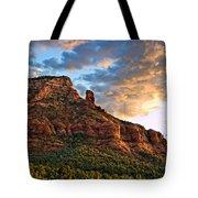 Red Rocks Sedona, Az Tote Bag