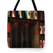 Red Room Tote Bag