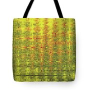 Red Rose Abstract # 0050pcwc Tote Bag