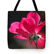 Red Rose Tote Bag