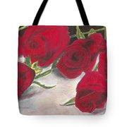 Red Rose Redux Tote Bag